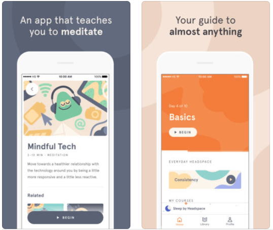 NBA and Headspace Mindfulness App Offer Free 1-Month ...