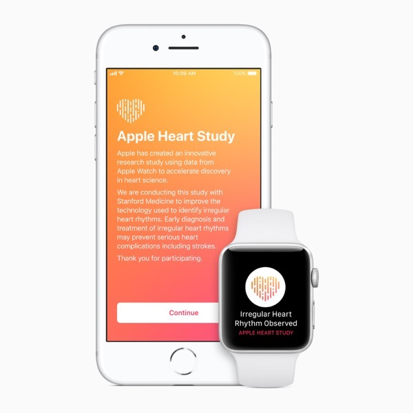 Apple stanford medicine heart study results 03162019