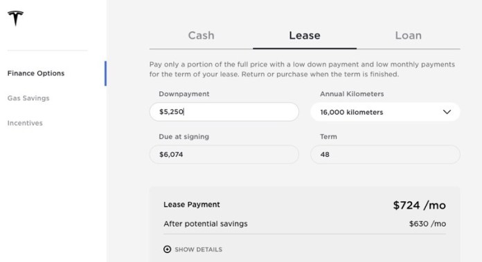 Tesla Leasing For Model 3 Model Y Now Available In Canada U Iphone In Canada Blog