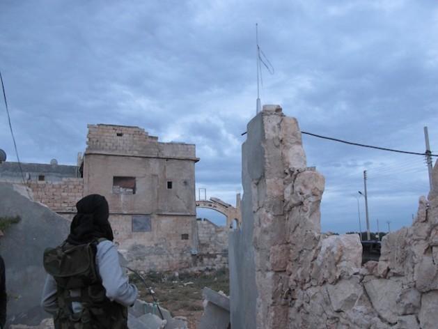 Free Syria Faces Tough Times   Inter Press Service