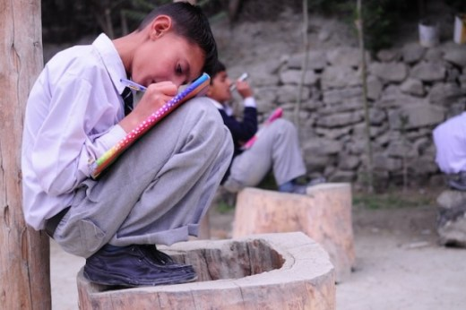 The Pakistan Taliban has destroyed over 838 schools between 2009 and 2012. Credit: Kulsum Ebrahim/IPS