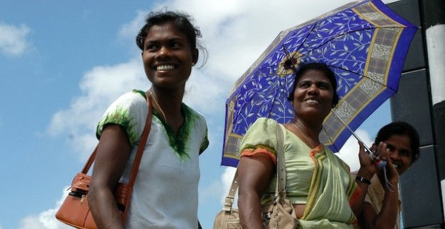 The Few Sri Lankan Women Who Seek Employment Find That The System Does Not Work In Their Favour Credit Amantha Perera Ips
