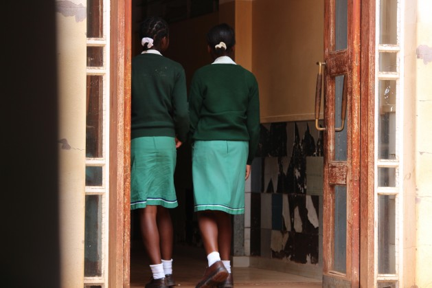 In Zimbabwe, four out of 10 sexually active girls aged 15-19 reported taking an HIV test in the last 12 months. Credit: Jeffrey Moyo/IPS