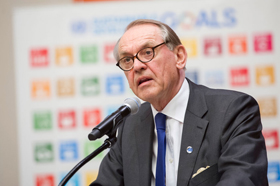 United Nations Deputy Secretary-General Jan Eliasson. CREDIT: UN
