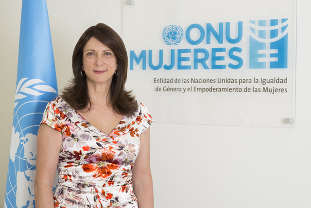 Luiza Carvalho, regional director of UN Women for Latin America and the Caribbean. Credit: UN Women LAC