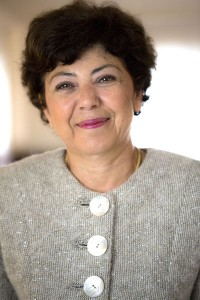Monique Barbut. Photo courtesy of UNCCD.
