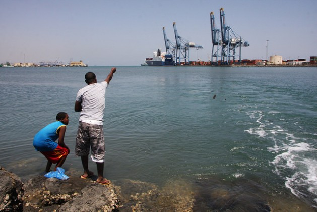 Djibouti's strategic and commercial relevance at the junction of Africa, the Middle East and Indian Ocean is further bolstered by its increasing network of ports. Credit: James Jeffrey/IPS