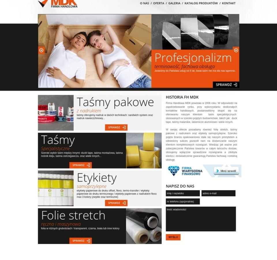 Website Mdk
