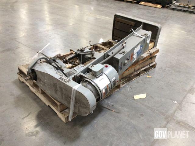 Buffalo Forge Drill Press