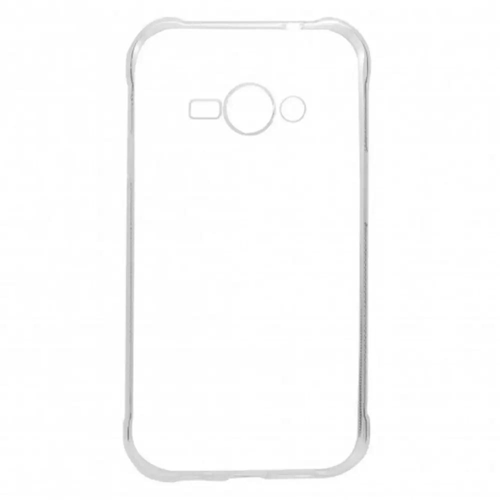 Capinha Celular Transparente Galaxy J1 Ace Duos