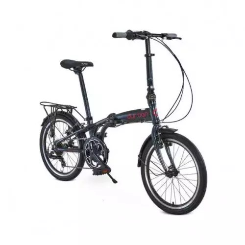 Bicicleta dobrável Durban aro 20 de 6 velocidades Shimano