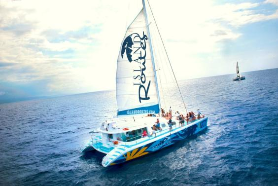 Image result for Catamaran Bay Cruise