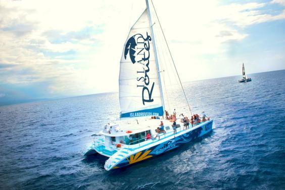 Image result for Catamaran Bay Cruise
