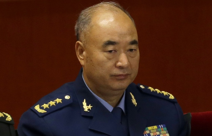 Vice Chairman of the Central Military Commission of China Xu Qiliang