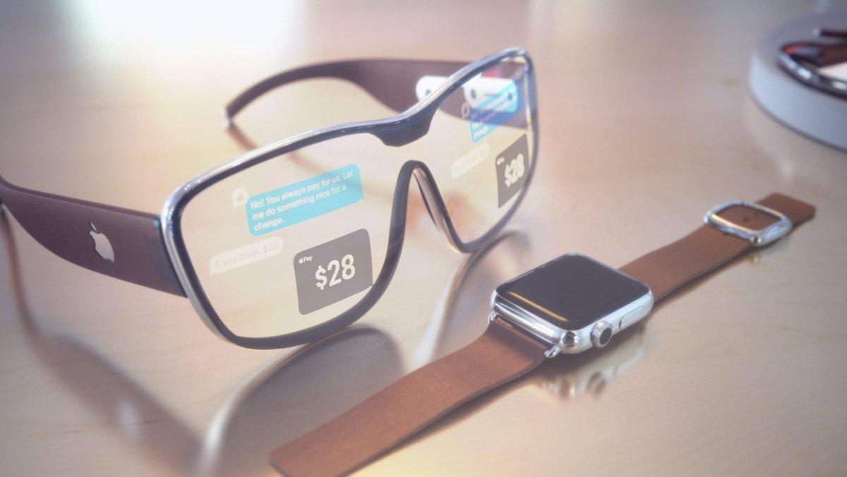 Очки Apple AR