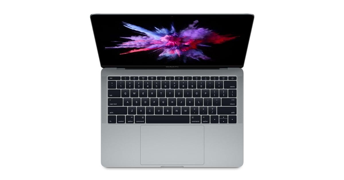 13-дюймовый MacBook Pro 2016 г.