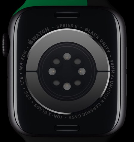 Коллекция Apple Watch Black Unity