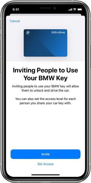 Ключ от машины Apple