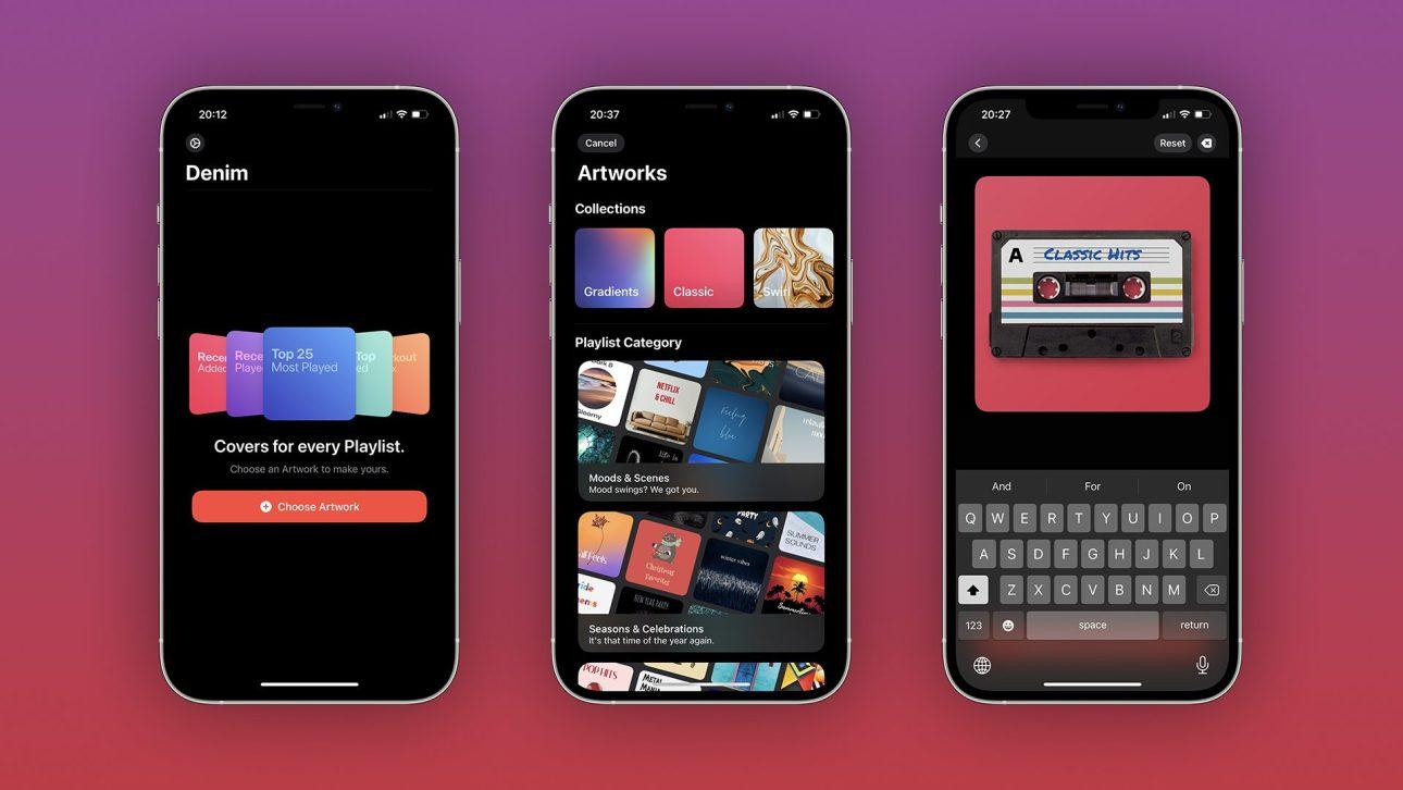 Приложение Denim для iOS 2