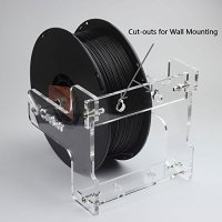 Creker 3D Printer Filament Spool Holder Stand Rack Wall ...