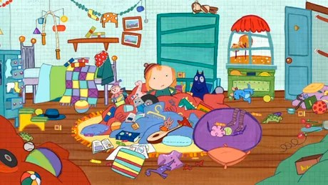 Peg  Cat  The Messy Room Problem  ABC iview