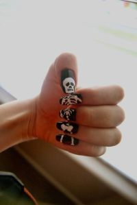 Awesome fingernails are awesome.