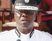 Commissioner Of Police Keith Miller
