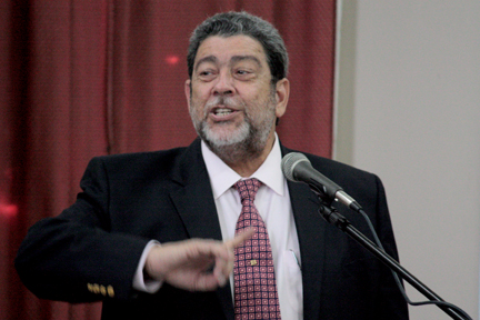 Prime Minister Dr. Ralph Gonsalves Says He Was Not Involved In The Complaints Against Sam And The Decision Of The Public Service Commission.