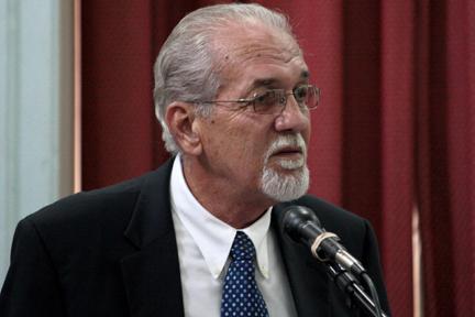 Senator Julian Francis.