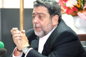 Prime Minister Dr. Ralph Gonsalves Says He Has Been Briefed &Quot;Broadly&Quot; About The Incident.