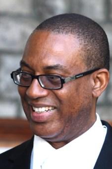 Director Of Public Prosecutions, Colin Williams. (Iwn Photo)