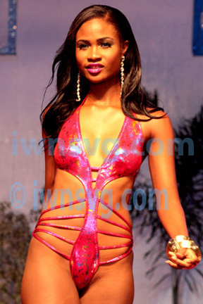 Best Swimwear: Miss St. Vincent And The Grenadine, Shara George