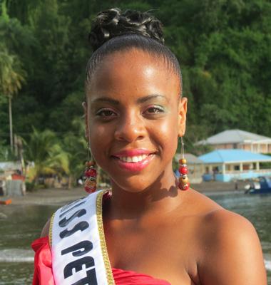 Miss Petit Bordel, Ocean Edwards.