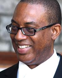 Director Of Public Prosecution, Colin Williams. (Iwn File Photo)