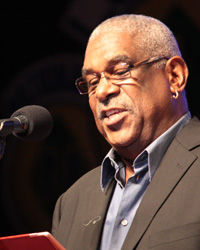 Dennis Ambrose, Chair Of The Carnival Development Corporation. (Iwn Photo)