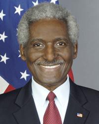 Ambassador Larry Palmer.