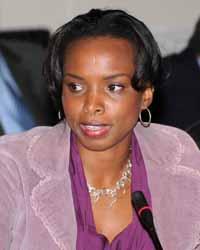 Ambassador La Celia Prince. (Internet Photo)