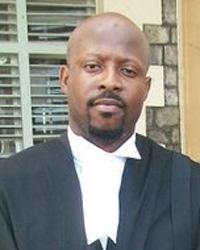 Attorney Carlos James.