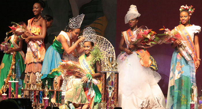 Lateefa Noel Is Crowned Miss Heritage 2013. (Iwn Photo)