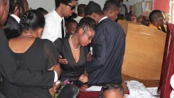 Rose Bank Funeral