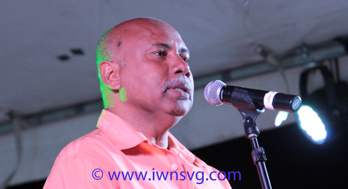 Minister Of Tourism And Culture Cecil Mckie. (Iwn Photo)