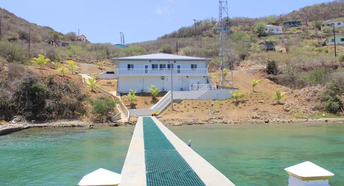 The Coast Guard Sub Base In Caouan. (Iwn Photo)