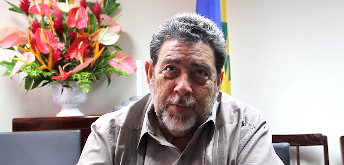 Prime Minister Ralph Gonsalves Says More Persons Have Reported Losses Since The Government Began Distributing Homes To Storm Victims. (Iwn Image)