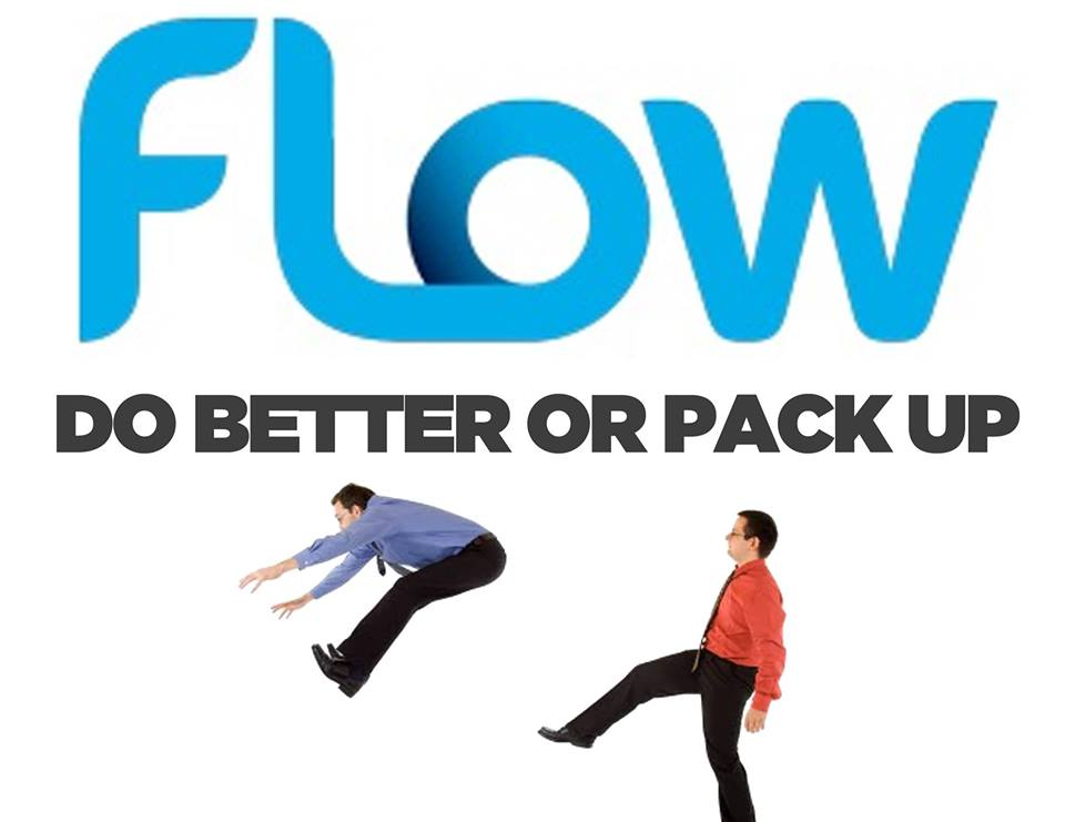 Some Customers Have Used This Meme To Express Their Feelings About Flow.
