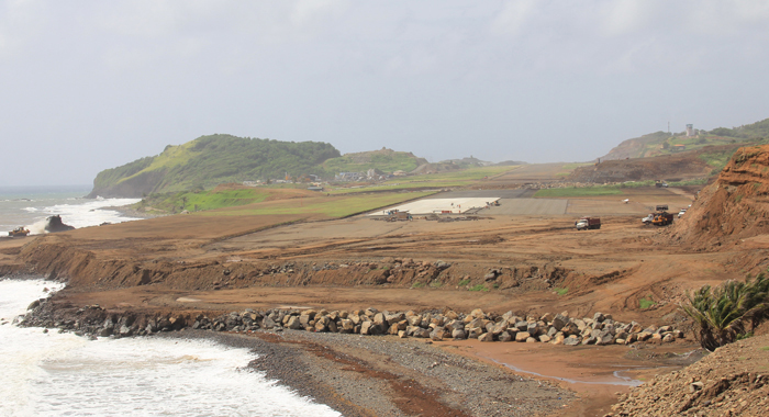 Argyle International Airport Site, As Seen On Oct. 4, 2014. (Iwn Photo)