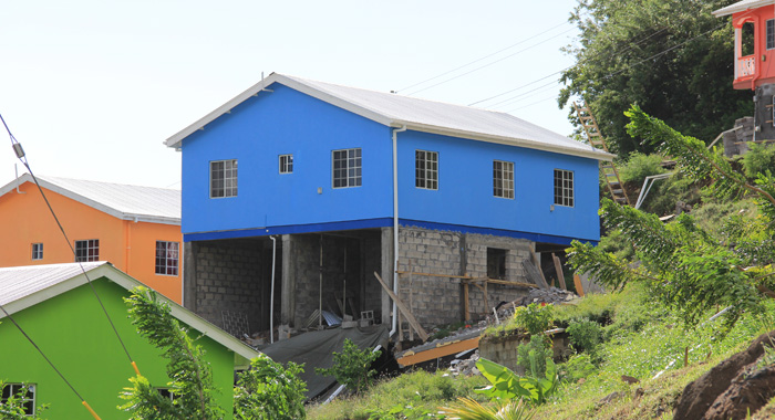 The Government Has Decided To Demolish This House. (Iwn File Photo)