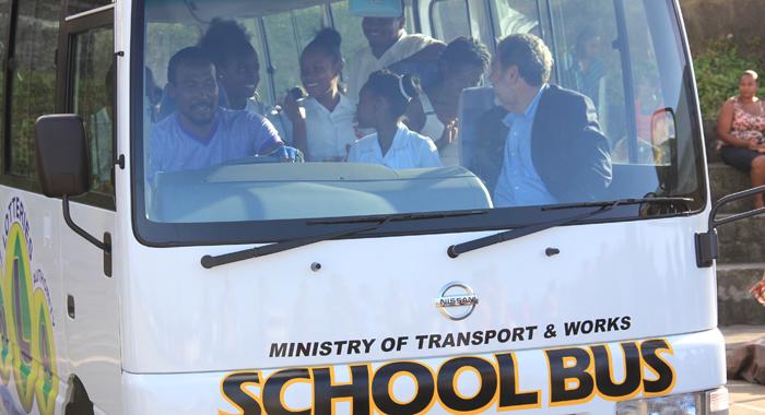 Fancy School Bus 12 Ride