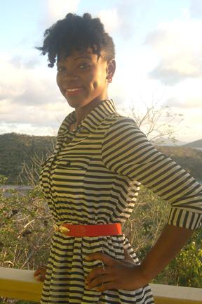 Miss Mayreau Lenisha Frederick.