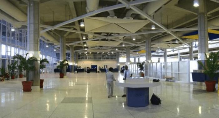 The Spacious, Comfortable, And Elegant Grantley Adams International Airport, Barbados.