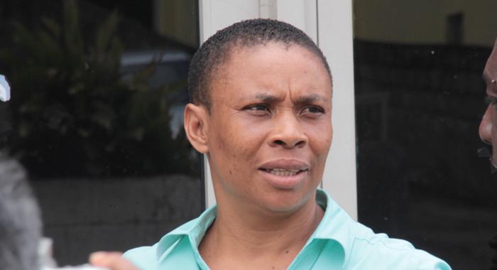 Teacher Jozette Bibby-Bowen. (Iwn File Photo)
